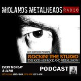 Rockin the studio podcast for 15.01.2018
