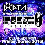 FRESH BEATS (2015 Winter|Spring Club Edition)