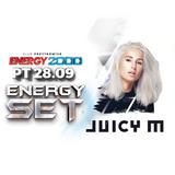 Energy 2000 (Przytkowice) - JUICY M pres. Live Mix (28.09.2018)