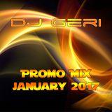 DJ Geri @ Promo Set (January 2017)