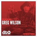 Mix Of The Day: Greg Wilson's 40th Anniversary Mix