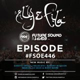 Aly  Fila - Future Sound of Egypt 446 (30.05.2016)