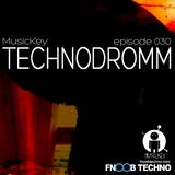 MusicKey Technodromm 030