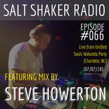 Steve Howerton - Live at Wakanda Party presented by Unified Souls