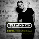 live at Trance.Mission w/ Will Atkinson