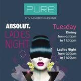 DJ Chris Rayner LIVE at Ladies Night, Pure Sky Lounge Dubai Part 01