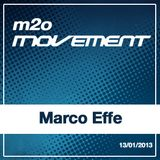 Marco Effe - m2o Movement Mixtape 13012013