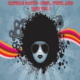 Nathan Davis - Soul, Funk and RnB 45s vol 1