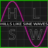 Hills Like Sine Waves 015