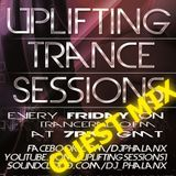 Denis as guest: DJ Phalanx' Uplifting Trance Sessions EP040 on 2012-04-22