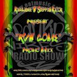 Raggadee n Steppin Razor Rankin Vibes Run Come Promo Mix