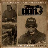 12 FINGER DAN Best of Series Vol. 26 (EAZY-E)