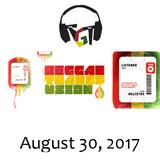 """Reggae Transfusion"" on KGNU Community Radio [08-30-2017]"