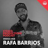WEEK15_18 Guest Mix - Rafa Barrios live from Stereo Showcase Guatemala