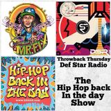 Hip Hop Back in the Day DSR FM - Ep 5 May 5 2016 (ALL 80s MIX)