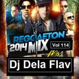 2014-(Dj Dela Flav)-Reggaeton Mix-Vol 114
