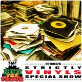 20180426 : STRICTLY VINYLS SPECIAL SHOW !