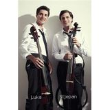 Milling About with 2 Cellos