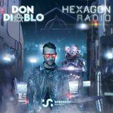 Don Diablo - Hexagon Radio 180
