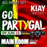 KIAY PARTYGAL - MAIN ROOM - 09JUN18 - MIX BY ANGEL