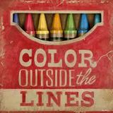 GK - Coloring Outside The Lines - Volume 1