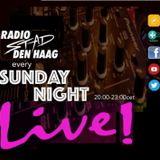 Radio Stad Den Haag - Sundaynight Live - March 11, 2018.