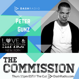 The Commission Show EP 16 #LHHNY Peter Gunz