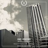 Excursions #58 • With DJ Gilla • Recorded Live On Balamii • March 2018