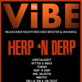 Herp N Derp - Recording from VibeFM Launchparty at Cocktail Box Nov 30th '12