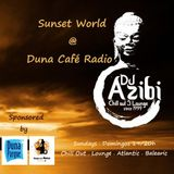 Sunset World Radio Show #8 @ Duna Café Radio 27.1.2013 /Dj Azibi
