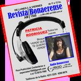 REVISTA BONAERENSE 7/7/2016- hoy hablamos con Patricia sobre la SOLIDARIDAD.