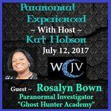 Paranormal Experienced with Kat Hobson_20170712_Rosalyn Bown