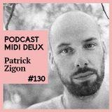 Podcast #130 - Patrick Zigon