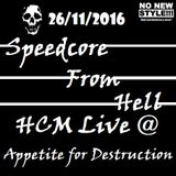 HCM - Appetite For Destruction (26.11.16)