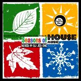 SEASONS OF HOUSE MUSIC MIXED BY DJ JES ONE GROOVE SHOP NORTH 2014.
