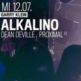 Alkalino Deep Vibes DJ Set recorded @ Harry Klein 2017