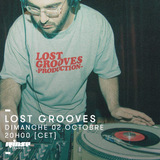 Lost Grooves Radio Show #20 Rinse Fr
