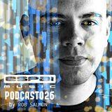 Rob Salmon - Espai Podcast