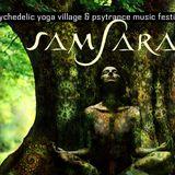 Dhamika LIVE @ Samsara Festival Europe 2015 (Hungary)