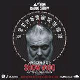 45 Live Radio Show pt. 100 - Full Crew Assembles!