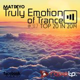 Mat Deyo - TEOT #317 TOP 20 IN 2014 [21/12/2014] @RadioTP