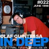 In Deep #022: Guest mix – Matt Ford In Deep, 5th June 1998