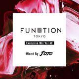 FUNKTION TOKYO Exclusive Mix Vol.50 Mixed By DJ JOJO