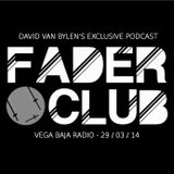 Podcast Fader Club (Dj Mix by David Van Bylen)