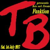 TeeBee presents his vocal house set from Funktion on Sat.1st July.