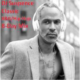 DJ Suspence's Classic R&B and Hip-Hop Birthday Mix