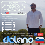 RTN Guest mix Show // Delano // September 23rd 2018