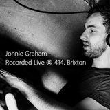 Jonnie Graham - Live at 414 Trance Night 13-8-2016