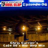 2012 | Chris Carrier - Soul Clap Late 80's Hip-Hop Mix 96