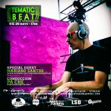 MARIANO SANTOS @ TEMATIC BEAT - INTERVIEW AND SET